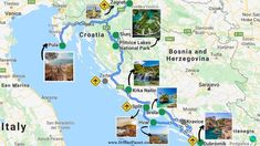 croatia places to visit map - Google Search Croatia, Places To Visit, Map, Google Search, Cards, Maps, Places Worth Visiting