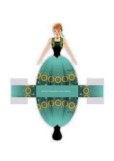 Caja vestido Anna