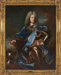 International Portrait Gallery: Retrato del Conde Carl Heinrich von Hoym