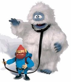 2007 Rudolph Humble Bumble Abominable Snowman /& King Moonracer Clip-On Figures
