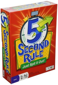 "Patch ""5 Second Rule"" game"