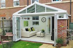 conservatory extensi
