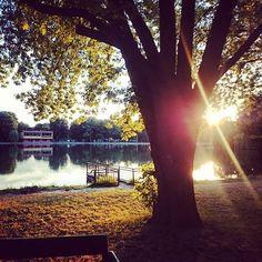 Jezioro marzeń #nowahuta #najlepiej #igersony #igerskrakow #summer #lake