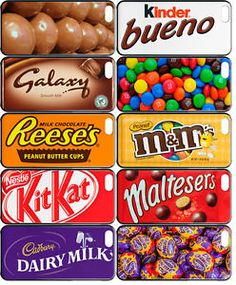 Chocolate Bars Various Designs mobile Phone Case & Cover Chocolate Brands, Chocolate Gifts, Chocolate Peanuts, Mobile Phone Cases, Iphone Cases, Peanut Butter Cups, Food Gifts, Inspirational Gifts, Just In Case