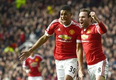 Rashford breaks ANOTHER record for Manchester United