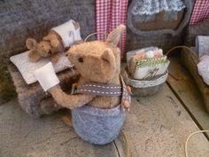 Grethilde: Babymuisjes bij familie muis