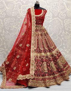 Lehenga Choli Latest, Bridal Lehenga Choli, Silk Lehenga, Bridal Lehenga Collection, Lehenga Online, Party Wear Lehenga, Lehenga Designs, Bridal Wedding Dresses, Indian Dresses