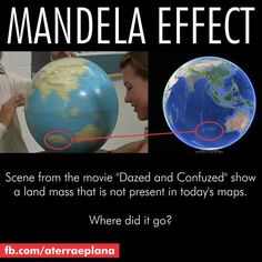Image result for MANDELA effect