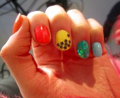 Fancy - nail stars