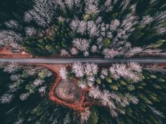 Fascinating Aerial Nature Photography by Tobias Hagg #photography #photo http://www.fubiz.net/en/2016/04/08/fascinating-aerial-nature-photography-by-tobias-hagg/