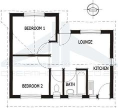 south african house plans - Google Search