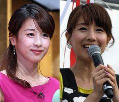 加藤綾子アナウンサーと田中みな実アナは仲が悪い?