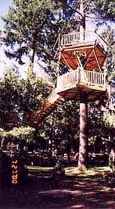 Out 'n' About Treehouses - Family Trip Swiss Family Robinson Style!