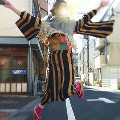 Hooray! Kimono!
