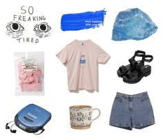 """""""IM READY FOR ADVENTURE"""" by thisisnoromance ❤ liked on Polyvore featuring Ann Taylor and Topshop"""