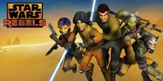 Star Wars Rebels is the animated series brought to us by the same team that made The Clone Wars. Now approaching it's second season,  the show has gone from strength to strength with the introduction of Vader and Grand Moff Tarkin. Fan favourites from The Clone Wars are also making a return as the show is set 5 years before ep4. It's entirely possible the show may also tie in somehow into Rogue One: A Star Wars Story.
