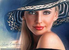 Image de la femme dans les magnifiques peintures (67 oeuvres)