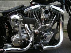 作品:Konen's EVO Custom of Luck Motorcycles