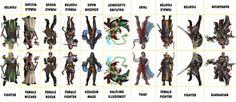 Fantasy Characters 092