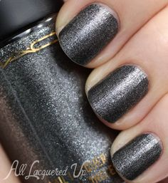 MAC Military matte nail polish Divine Night MAC Holiday 2013 Nail Polish Including MAC RiRi Woo