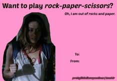 When you're feeling a little playful: | 20 Perfect Lesbian Valentine's Day Cards From Tumblr
