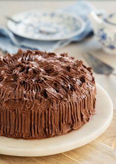 Tropisk aroma – krydret sjokoladekake | Coop Marked Norwegian Food, Norwegian Recipes, Baking Recipes, Vegan Recipes, Mini Cakes, No Bake Desserts, Muffins, Food And Drink, Cupcakes
