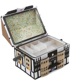 House Sewing Box