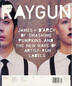Raygun magazine, Smashing Pumpkins - http://www.coverjunkie.com/blog/raygun/3/1118