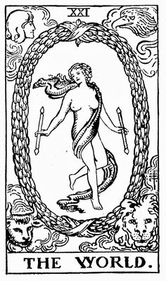 rider waite tarot black and white - Google Search