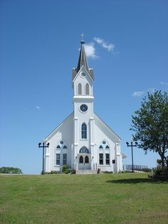 St. Mary Church in Ellinger, Texas <3