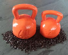 Handmade ceramic kettlebell (to drink from) | 27 Gifts For Crossfit-Obsessed People In Your Life
