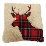 St. Nicholas Square® Moose Throw Pillow