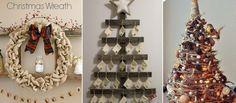10 Rustic Winter & Christmas DIY Craft Ideas
