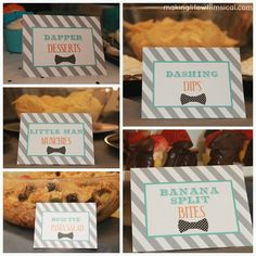 We Heart Parties: Party Information - Little Man Baby Shower?PartyImageID=401bb4b2-f58c-4ca1-b16a-8d43f545e10b