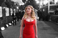 Celebrity Scarlett Johansson  Wallpaper