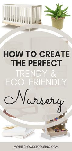 8 easy steps for creating an eco-friendly non-toxic nursery for your new baby. Lots of suggestions for eco-friendly nursery furniture like non-toxic cribs and gliders, non-toxic plants for the nursery, non-toxic paint, eco-friendly toys, etc. Natural Baby Wipes, Nursery Inspiration, Nursery Ideas, Nursery Decor, Nursery Design, Boho Nursery, Nursery Room, Kids Bedroom, Eco Friendly Cleaning Products