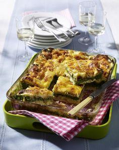 Unser beliebtes Rezept für Lachs-Spinat-Lasagne und mehr als 55.000 weitere kostenlose Rezepte auf LECKER.de.