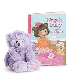 Bitty Baby has a tea party book and hedgehog >>> Find out more about the great product at the image link.
