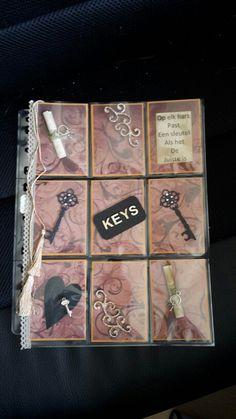 Thema sleutels