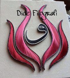 Lale Vav tasarım Dide Filografi