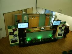 Our Cookery Demonstration Kitchen - Theatre Style. Available to hire with full sound, visuals, Compere, Home Economist. We can also arrange the demo schedule too