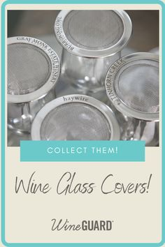 Collect a branded WineGuard from your each of your favourite wineries! Each winery becomes your drink marker. The WineGuard Collection already has several winery members in Canada and the U.S and the list is growing!  #chasingthevine #vinelife #winelife #wineguard #winedestinations #fruitfly #fruitflies #winelands #winecountry #winetrails #wineries #thisweekend #vineyards #winetour #winetours #winecellar #winecountryliving #winecountrylife #vineyardvines #vineyardlife #wineaccessories Fruit Flies, Wineries, Wine Cellar, Wine Country, Marker, Wine Glass, Canada, Drink, Collection