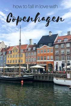 Copenhagen | Denmark - a charming coastal city of pretty castles, exciting food and design scenes and a pretty little mermaid