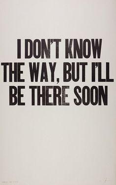 pronto, pronto lo sabré.