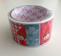 Large Adhesive Decotape  - Stationery Heaven - http://www.stationeryheaven.nl/largeadhesivedecotape