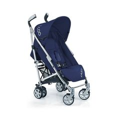 Silla de paseo Icoo Pluto - La mejor silla de paseo para tu bebé
