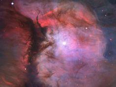 Orion Nebula, Close up js