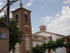 QUISMONDO (TOLEDO). Iglesia de Ntra. Sra. de la Asunción.