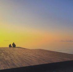 Thessaloniki, Celestial, Mountains, Sunset, Nature, Travel, Outdoor, Outdoors, Naturaleza