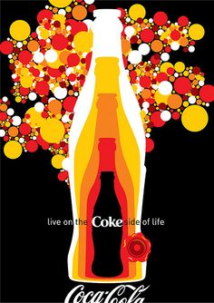 Coke Side of Life: Coca-Cola Art Remix | Flickr - Photo Sharing!